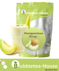 Fruit syrup honeydew melon
