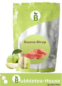 Fruchtsirup Guave